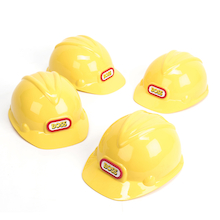 Role Play Construction Worker's Hats 4pk  medium