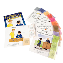 Social Situation Card Games  medium