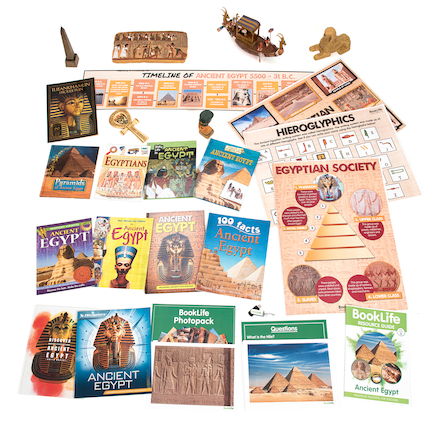 Egypt Curriculum Kit  large