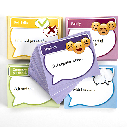 Conversation Starter Cards 250pk  large