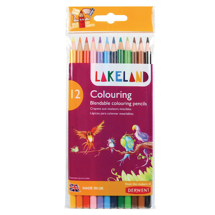 Lakeland Colouring Wallet  large
