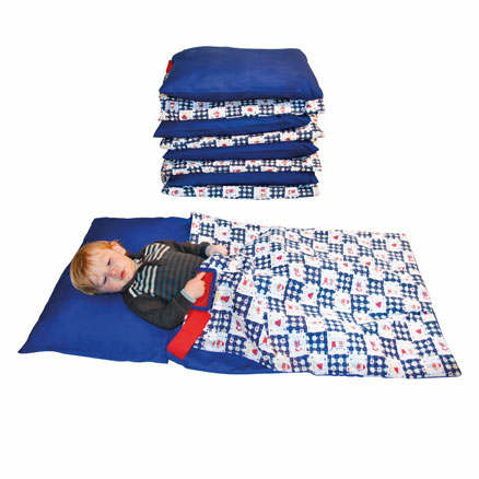 Snuggle Up Soft Pack Away Beds 5pk  large
