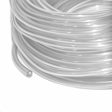 Clear PVC Syringe Tubing 30m  medium