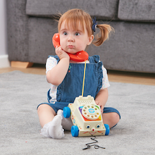 Fisher Price Retro Telephone  medium