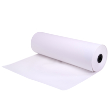 White Economical Paper Roll 150gsm 305m  medium