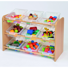 Room Scenes Tilted Tray Storage Unit  medium