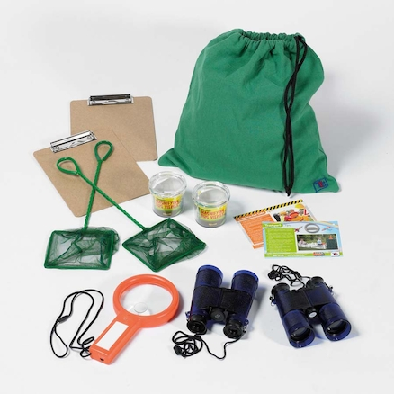 Mini Grab and Go Exploring Nature Outdoor Kit  large