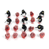 Robins \x26 Penguins Decorations  small