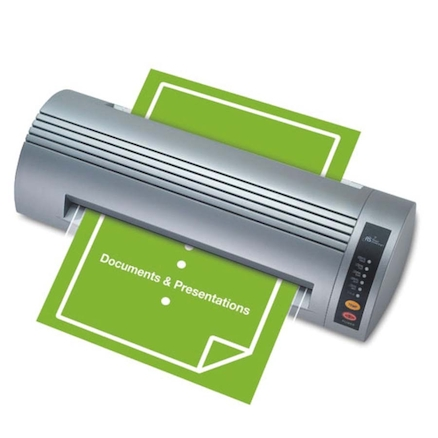 A4 Laminator Jacket Each  large
