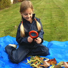 Outdoor Classroom Groundsheet  medium