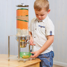 Outdoor Messy Play Materials Dispenser  medium