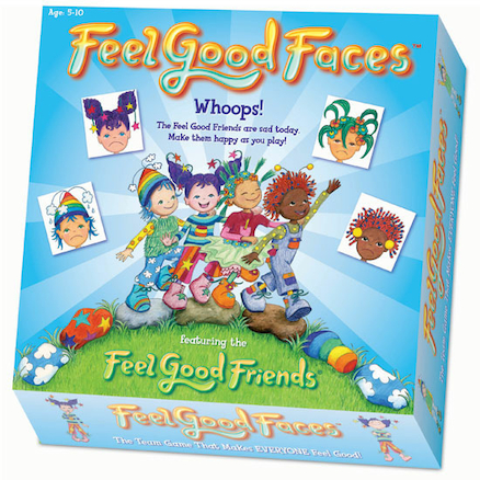 Feel Good Friends Team Board Game  large