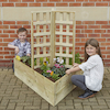 Outdoor Storage with Bug City and Planters Offer  small