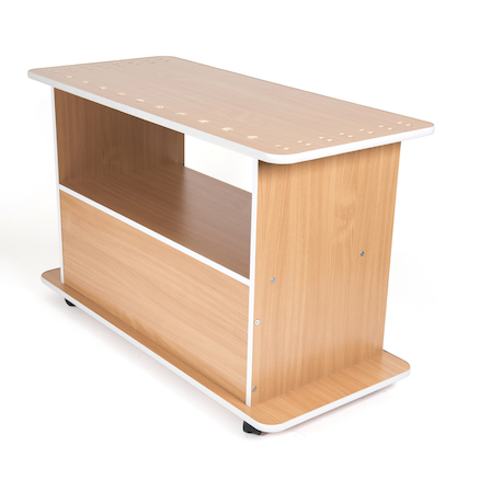 Wooden Storage Trolley  large