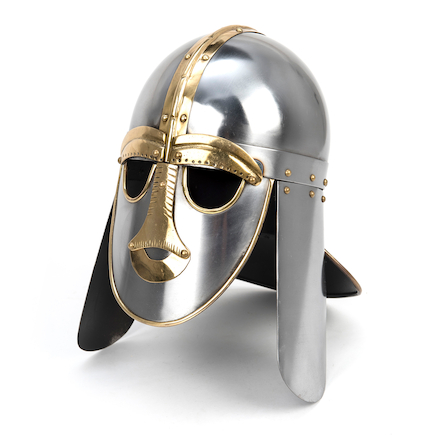 Replica Sutton Hoo Helmet 28 x 20cm  large