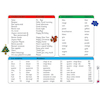 French Vocabulary Word Mats  small