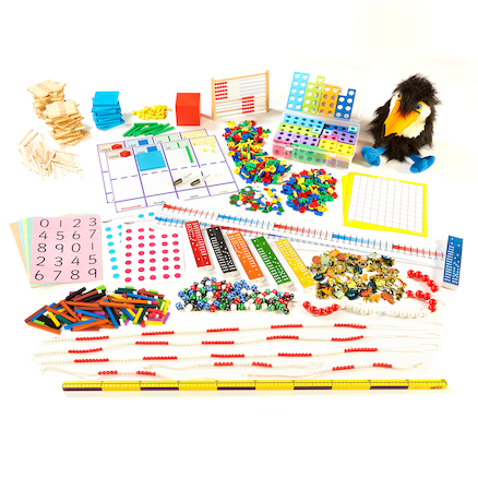 Numbers Count Intervention Kit  large