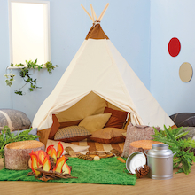 Fabric Teepee  medium