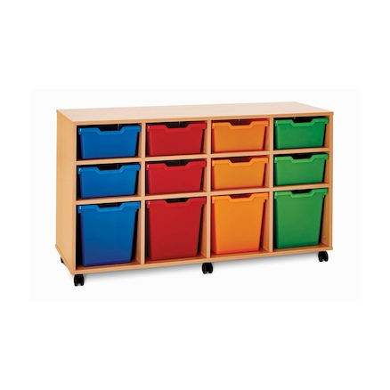 Storage Unit 8Deep 4Jumbo  large