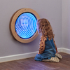 Light up Mirror Infinity Circle  small