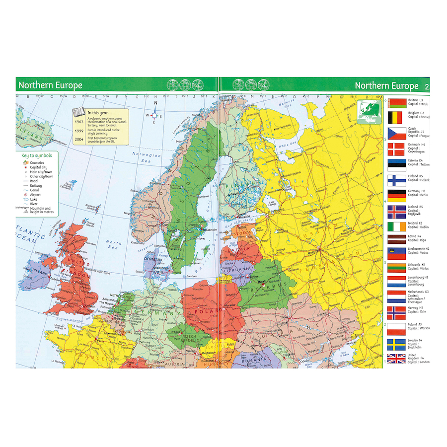 Buy collins primary world atlas tts collins primary world atlas small gumiabroncs Images