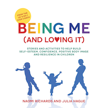 Being Me and Loving It Activity Book  medium