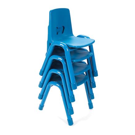 Valencia Classroom Furniture Set Blue SH350mm  large