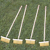 Outdoor Sweeping Brushes 4pk  small