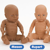 Anatomically Correct Multicultural Dolls  small