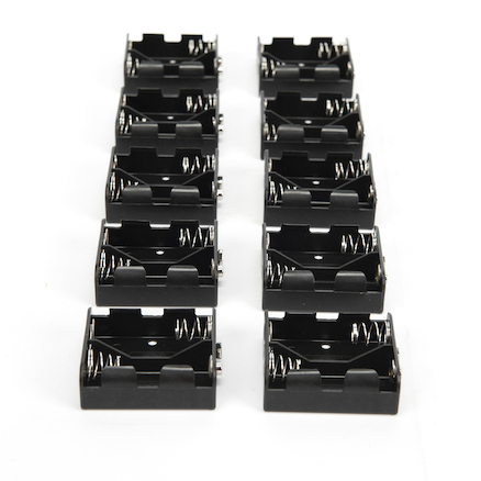 2 x C Battery Holders 10pk  large