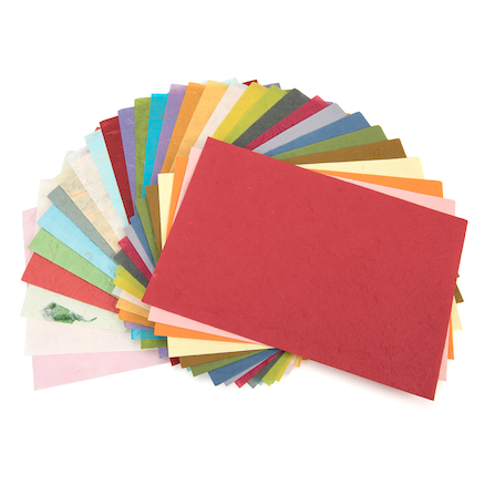 Double Sided Special Effects Natural Paper 30pk  large