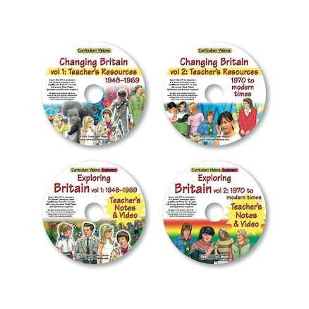 Britain Since 1948 CDs 2pk  large