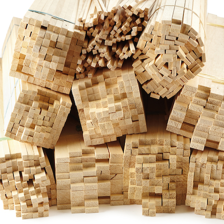 Mega Jelutong Wood Pack  large