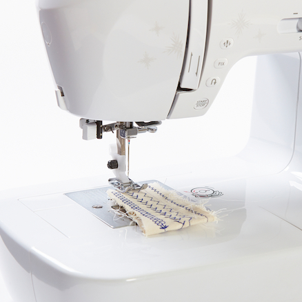 Viking Digital Sewing Machine  large