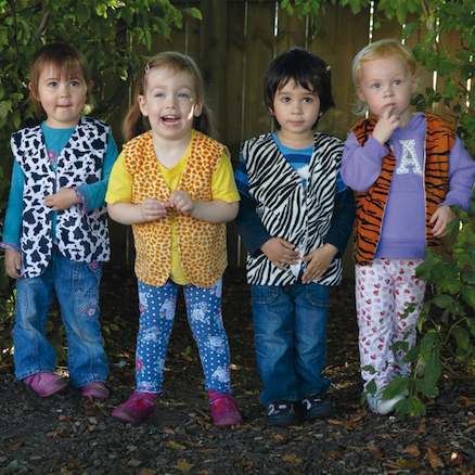 Toddler Role Play Dressing Up Gilets and Vests  large