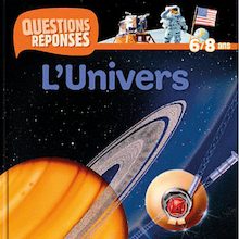 L'Univers French Story Book  medium