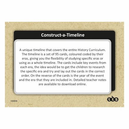 Construct A Timeline Activity Cards  large