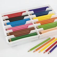 Giotto Elios Giant Colouring Pencils Assorted 144pk  medium