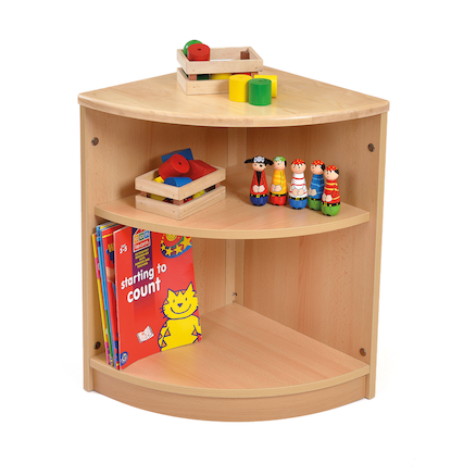 Rugeley Early Years Natural Wooden Furniture Set  large