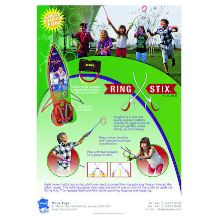 RingStix Playground Game  large