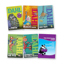 LKS2 Guided Reading Author Collection: Roald Dahl  medium