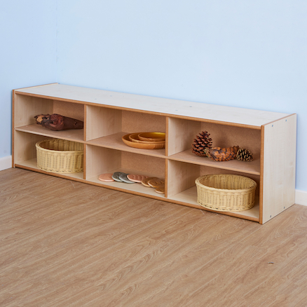 Low Shelving Unit  large