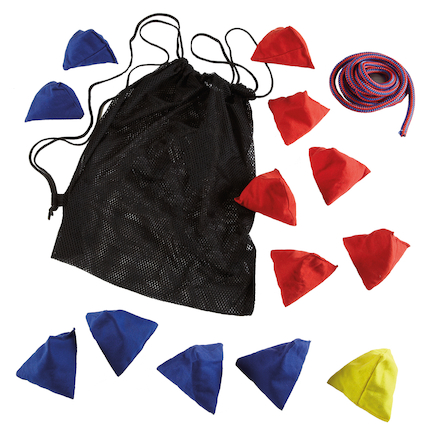 Bean Bag Boccia Game  large