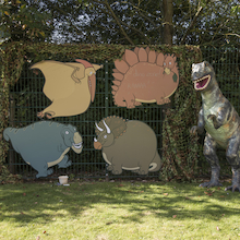 TTS Outdoor Dinosaur Chalkboards  medium