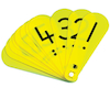 Children\'s Number Fans with Decimal Point  small