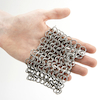 Anglo Saxon Chainmail Patch 2pk  small