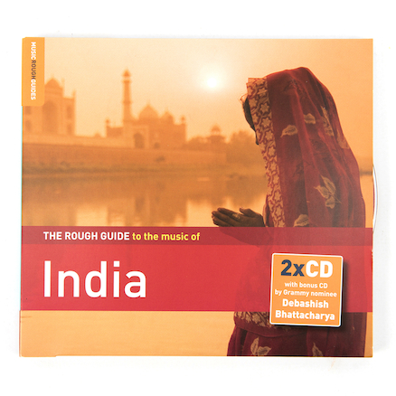 Indian Music Beginners Guide CD  large