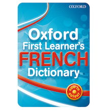 Oxford First Learner's French Dictionary  medium
