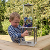 Outdoor Messy Play Materials Dispenser  small