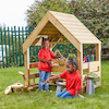 Wooden Mud Kitchen House  small